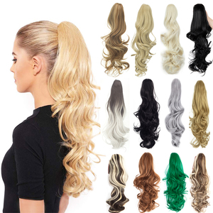 Jaw Claw Ponytail Hair Extension 18