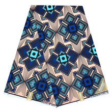 african fabricwax print high quality fabric wholesale 6yards african real wax ankara fabric for women dress ankara fabric african real wax print 2019 wax high quality african wax cotton fabric 6yards for women dress 1307 77