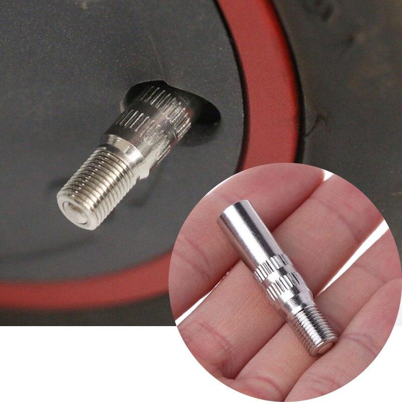 Удлинитель клапана шины для Xiaomi Mijia M365, сменная воздушная насадка для электродвигателя скутера