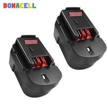 Bonacell bateria de ferramenta de substituição ni-mh hpb14, 3500mah ni-mh hp14 para decoração preta 499936-34 499936-35 a144 a144ex a14 a14f hpb14