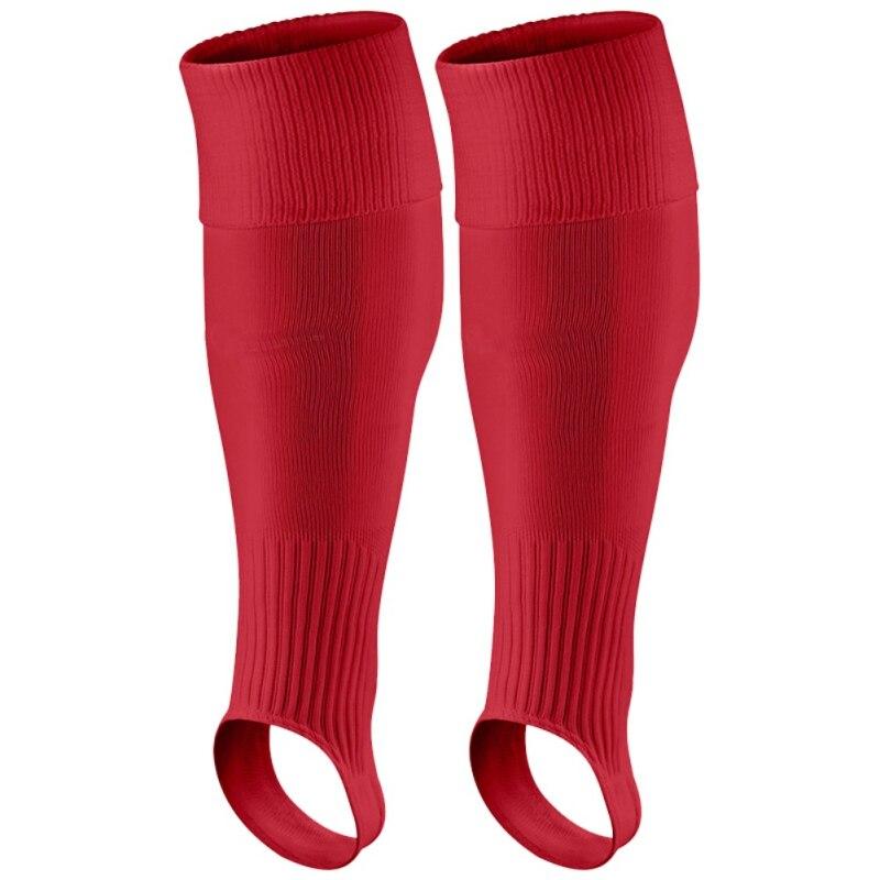 New Men Team Sports Football Stirrup Socks Breathable Soft Knee High Baseball Stirrup Socks Non-Slip Training Socks 2020*
