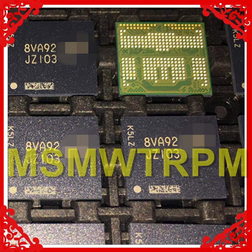 Jz103 MT29VZZZAD9DQKSM 046 w.9k9 bga254ball emcp 128 + 32 128 gb novo original e de segunda mão bolas soldadas testado ok|Enrolador de cabo| |  - title=