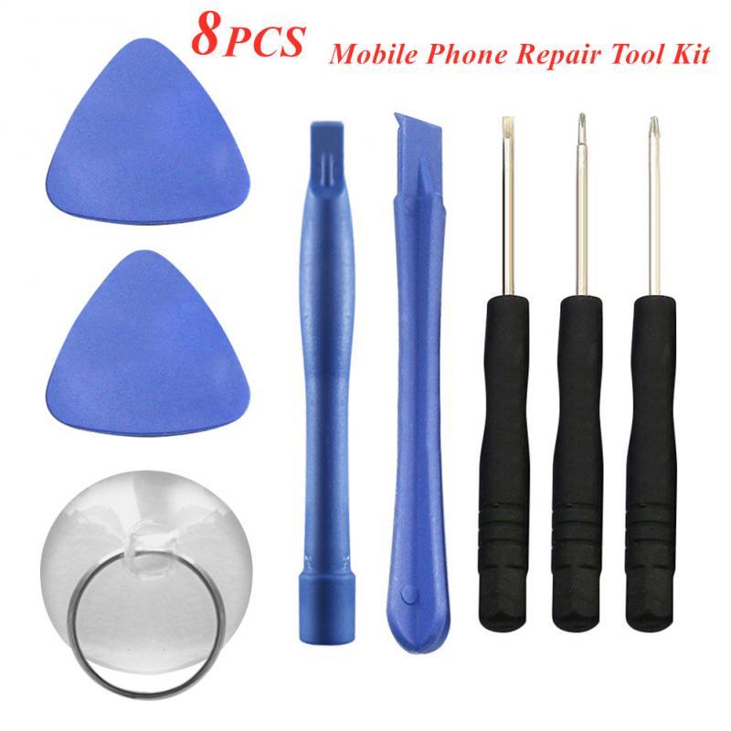 Mobile Phone Repair Tools Screwdrivers Set Kit For IPhone Cell Phone Plastic Spudger Pry Tools Blade Opening Tool Repair Kit