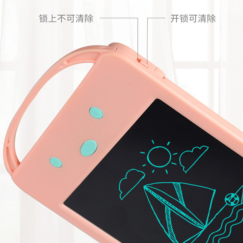 New Style LCD Tablet Children'S Educational Early Childhood Writing Board Hot Selling Creative Graffiti Electronic Drawing Board