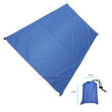 Waterproof Beach Blanket Outdoor Portable Picnic Mat Camping Ground Mattress blanket beach mat