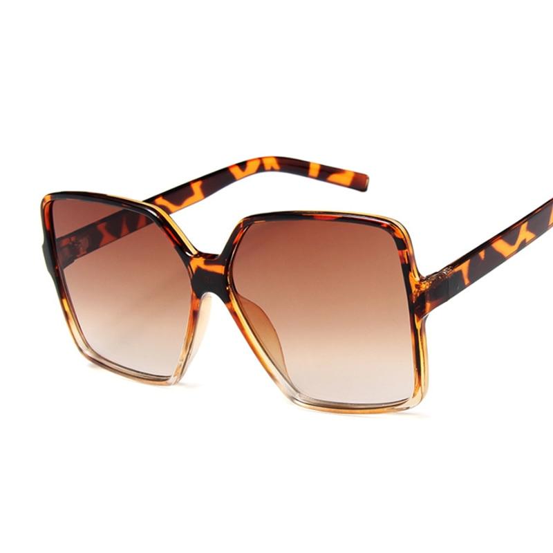 Oversized Glasses