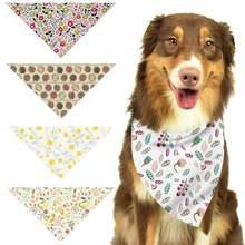 Высокое качество мягкой ПЭТ слюни нагрудники шарфы Кошки Собаки