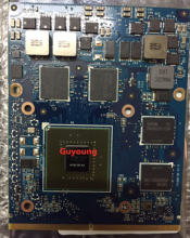 GTX660M GTX 660M GDDR5 2GB N13E-GE-A2 Video Grafikkarte Für Dell Alienware M15X M17X R3 R4 M18X R2 100% Test OK