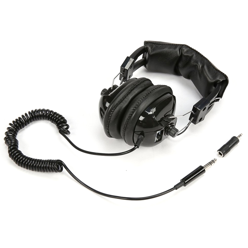 Cheapest Underground Metal Detector Accessary/Deep Search Gold Detector Headphone for GF2,T--2 and FS2