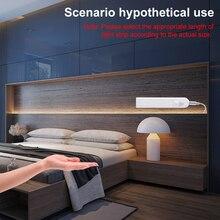 Night Light PIR Motion Sensor Tape SMD 2835 Waterproof Kitchen 5V LED Strip 1M 2M 3M Tiras Led Stair Bed Wardrobe Lamp Bar