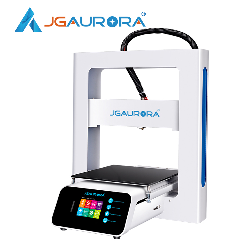 JGAURORA A3S 3D Printer Updated Prusa Ramps with Large Build Size Ship from Factory Directly or USA/UK/Germany/Russia Warehouse 5
