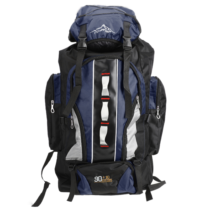 Image 2 - 100L Large Capacity Outdoor Sports Backpack Waterproof Travel Bag Hiking Climbing Fishing Camping Bags for Men and WomenClimbing Bags   -