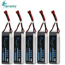 Teranty Power 11.1V 2500mAh Lipo Battery For RC Toys Car Boats Helicopter