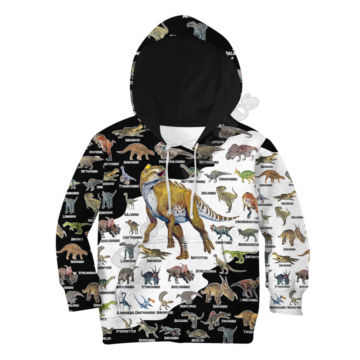 Love Dinosaur 3D Printed Hoodies Kids Pullover Funny Animal Sweatshirt Tracksuit Jacket T Shirts Boy For Girl Style-10
