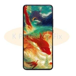 Image 3 - 6.67 Super AMOLED dla Xiaomi Poco F2 Pro wyświetlacz LCD ekran dotykowy Digitizer zamienniki części dla Xiaomi redmi k30 pro LCD