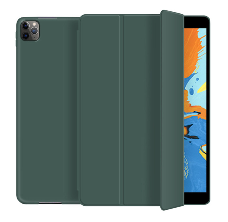 Army Green DarkCyan New for Apple ipad 2020 11inch case A2230 silicone protective cover for ipad pro 11 case
