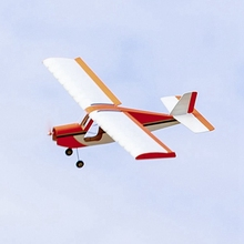 Dancing Wings Hobby AeroMax 750mm Wingspan Balsa Wood Model RC Airplane Trainer KIT / KIT With Power System /Kit And Power Combo