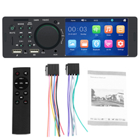 Touch Screen 4 Inch 1din For Android Car Radio Coche Autoradio HD Dual USB Car MP5 Player Bluetooth Hands Free Car Multimedia