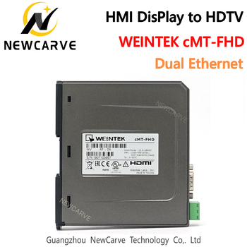 HMI Display To HDTV CMT-FHD Built-in Dual Ethernet Ports Replace WEINVIEW/WEINTEK CMT-HDMI CMT-HD NEWCARVE подшипник cmt 791 044 00