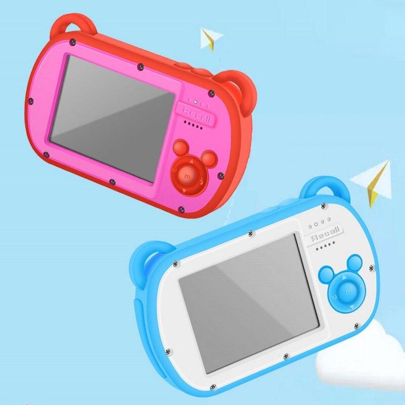 2.7 pouces Portable enfants appareil photo numérique Anti-secousse pour garçons/filles cadeaux étanche Anti-chute 8X Zoom TF carte caméras bande dessinée