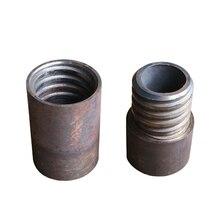 Геологический для скважин машина/воды хорошо принадлежности буровой установки, сверла соединения для трубок, горный хрусталь выталкивающие штифты, конические резьбовые соединения