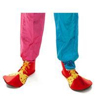 Популярный новейший костюм клоуна реквизит клоуны обувь губка носы шары обувь оптовые поставки партиями украшения
