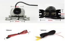 Водонепроницаемая веб-камера ночного видения с высоким разрешением, металлический корпус, сверхчувствительный элемент просмотра на