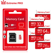 Ultra speicher Karte 16GB Micro SD karte 32gb 64gb 128gb Klasse 10 carte memoire Mini TF karte mit kostenloser SD adapter