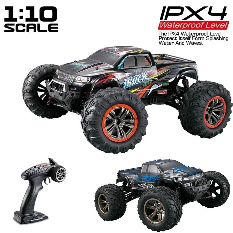 Игрушки XINLEHONG Радиоуправляемый автомобиль 9125 / 9115 2,4G 1/10 гоночный автомобиль сверхзвуковой грузовик внедорожник электронный взрослый Радио...