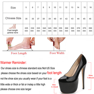 Image 5 - MAIERNISI รองเท้าสตรีฤดูใบไม้ผลิ/ฤดูใบไม้ร่วงเซ็กซี่แต่งงานรอบ Toe ผู้หญิงปั๊มแพลตฟอร์มส้นสูงมากปั๊ม Candy สี Stilettos