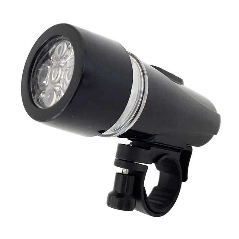 1X BIKEIN Bike Light Head Light Headlight Lamp AAA Waterproof Handlebar LED MTB