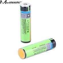 Original Meetcute 18650 3400mah NCR18650B 3.7 v 3400 mah Lithium Rechargeable Battery For Flashlight batteries