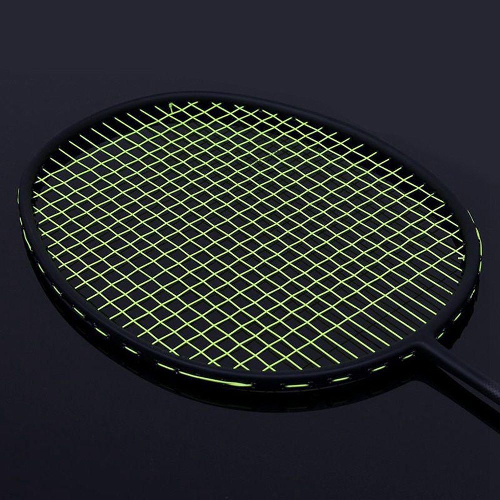 TI900 High Tension Carbon Badminton Racket Violent Smash Offensive Badminton Racquet 3U 85g 35LBS