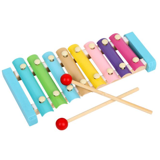 Puzzles Colorful Wooden Toys Worm Kids Learning Educational Didactic Baby Development Fingers Game Children Montessori Gift GYH 6