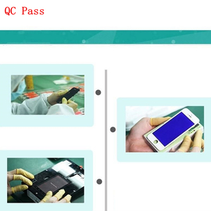 Image 4 - Original Good Display Refurbished LCD For iPhone 6 6s plus 7 8 5S SE Black White Touch Screen Assembly Replacement with Tools