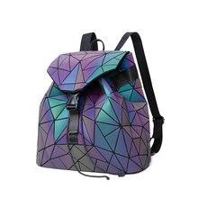 Стильный Модный женский рюкзак в стиле хип хоп классный роскошный