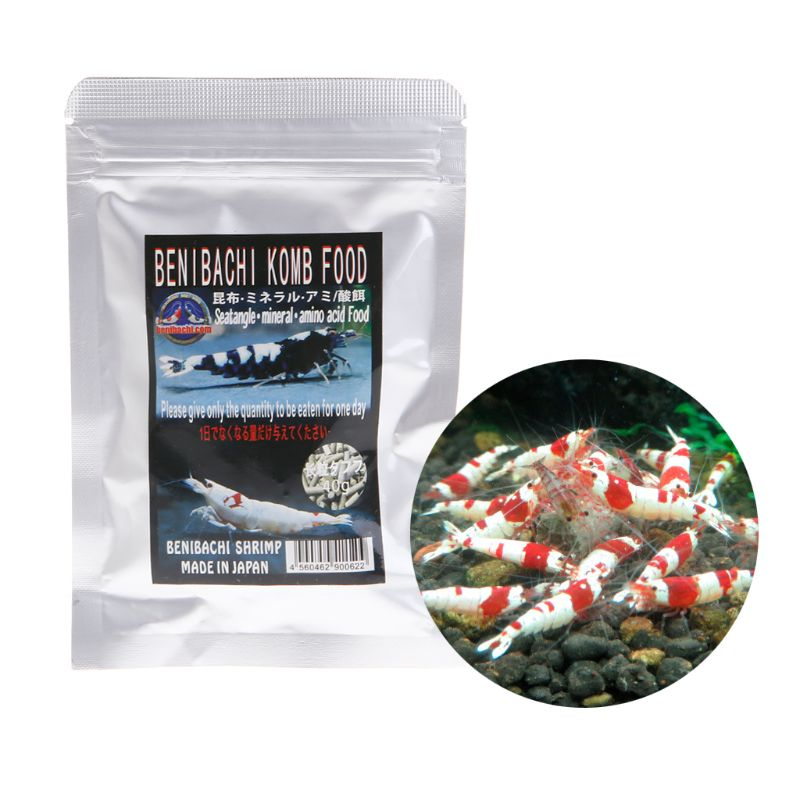 Fish Food Aquarium Fish Forage Crystal Shrimp Feeding Seaweed Natural Nutrition Vitamin Health Growing