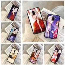 Kamisama amor capas de telefone para huawei p9 p10 p20 p30 p40 lite por psmart 2019
