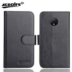 На Алиэкспресс купить чехол для смартфона doogee x95 case 6.52дюйм. 6 colors flip fashion soft leather crazy horse exclusive phone cover cases wallet