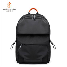 ArcticHunter 2019 Brand New Designer Men Computer Backpacks Travel School Backpack for 15.6 Laptop Backpack Boys Luggage Bags etonweag brand leather backpack men school backpacks for boys black luxury school bags big capacity barrel shaped travel luggage