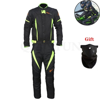 new style Winter and Summer Styles Motorcycle cycling suit Suit Racing pants Waterproof against falling Motorcycle clothes