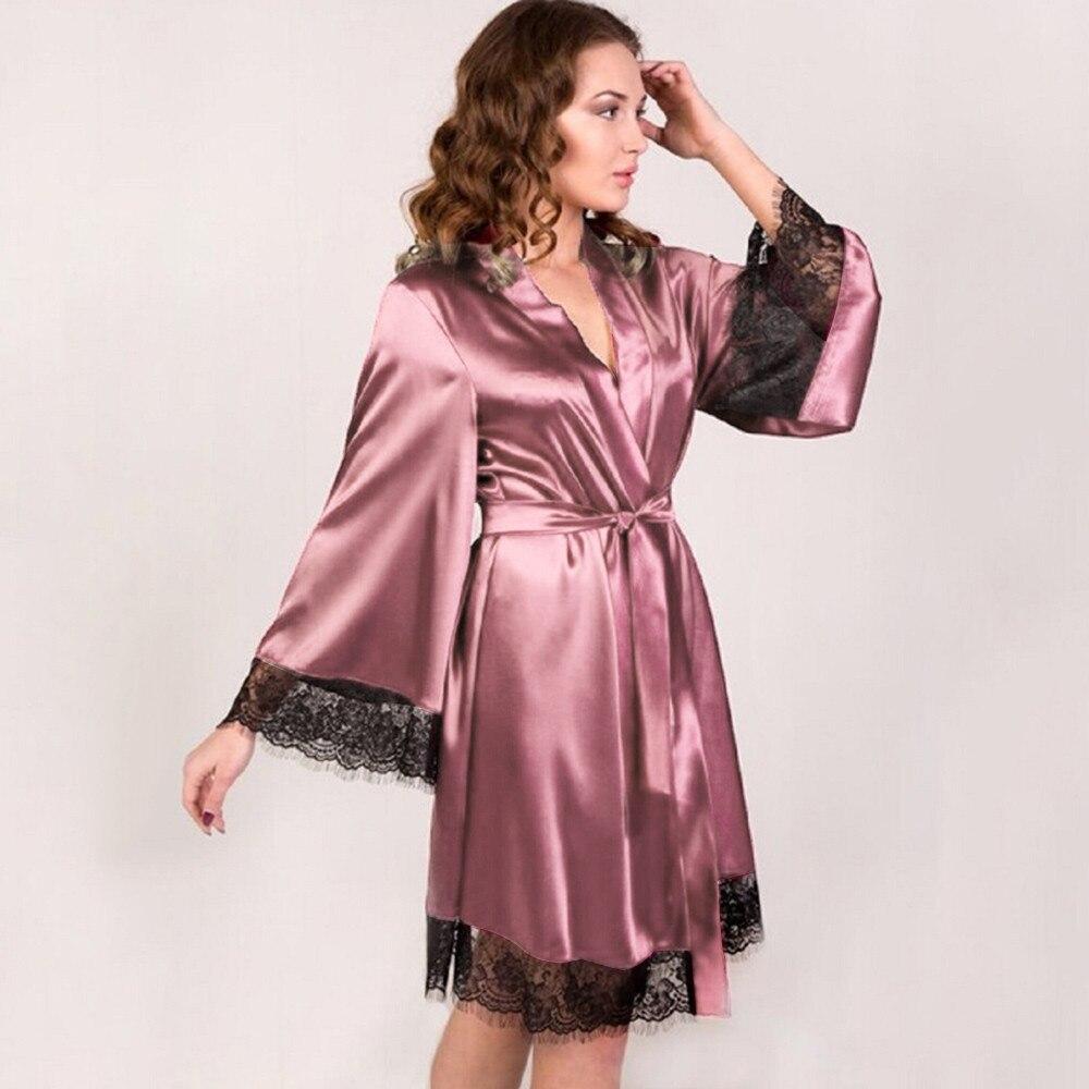 Sexy Lingerie Pajamas For Women Kigurumi Home Clothes Fashion Sleepwear Lingerie Lace Temptation Belt Underwear Nightdress H4