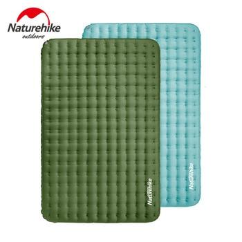 Naturehike 13CM Thicken Camping Air Bed Mat Outdoor Inflatable Mattress Ultralight Portable Tent Sleeping Bag Moisture-proof Pad