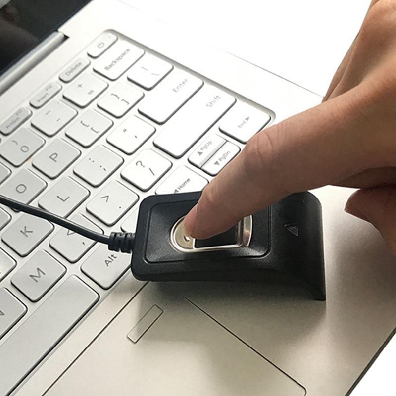 קומפקטי USB קורא טביעות אצבע סורק אמין ביומטרי בקרת גישה נוכחות מערכת
