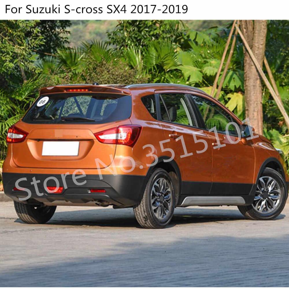 2020 Suzuki Sx4 New Review