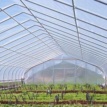 Various Size PVC Tarp Highly Transparent Home Garden Rain Sail Tarp Outdoor Waterproof Tarpaulin Customized Size