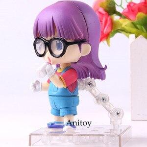 Image 3 - Estatueta dos desenhos animados dr. queda arale norimaki dr. queda arale q versão 900 figura de ação coleção modelo brinquedo