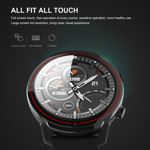 Image 3 - Cobrafly T30 Sports Smart Watch Men Fitness Tracker Heart Rate Monitor 1.3 Inch Full Round Screen Ip68 Waterproof Smartwatches