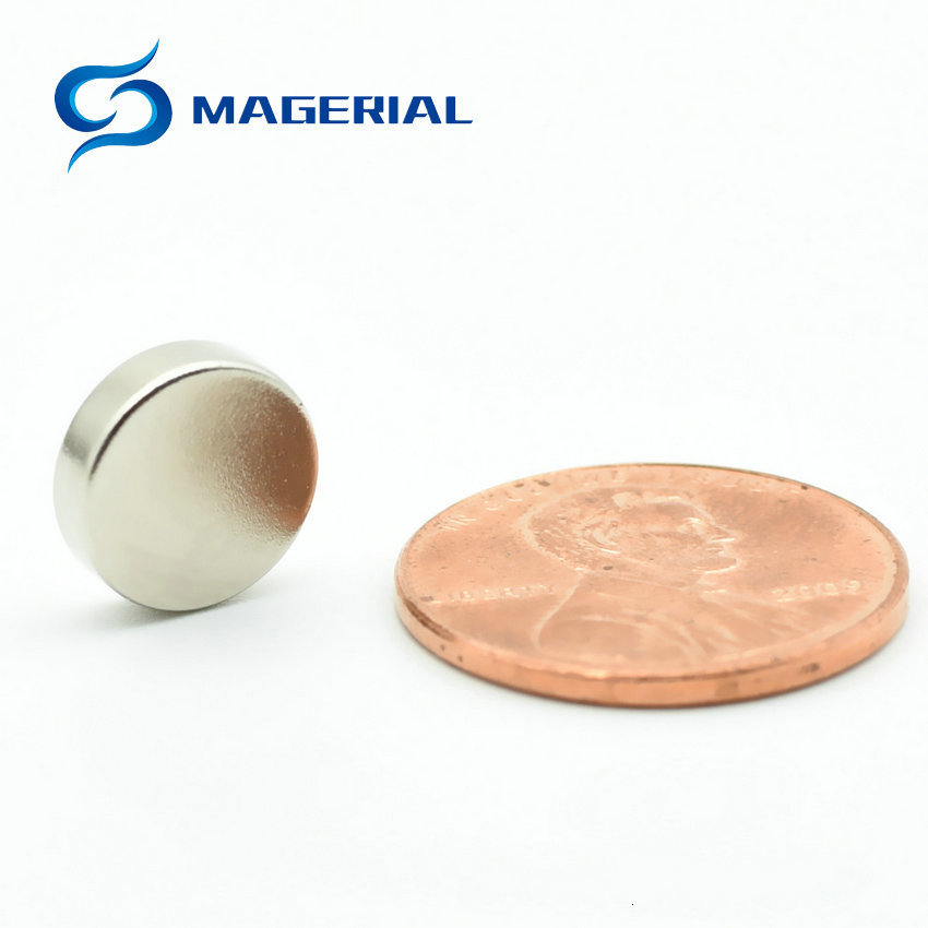 10 Strong Magnets 10X16 mm Neodymium 500 Grams N35 Memo Notice White Board Fridge Coloured Magnets