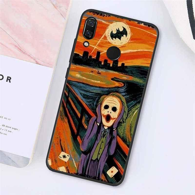 Maiyaca Van Gogh Starry Night Oil Painting Phone Case untuk Xiaomi Redmi8 4X 6A S2 Pergi Redmi 5Plus note4 5 7 Note8Pro